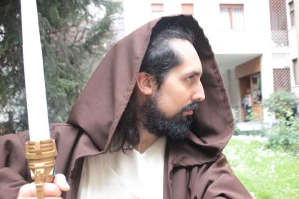 Un cavaliere Jedi