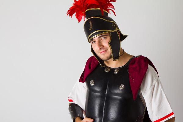 Soldato dell'Antica Roma