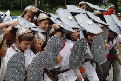 Soldati dell'Antica Roma