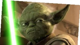 Il Maestro Yoda
