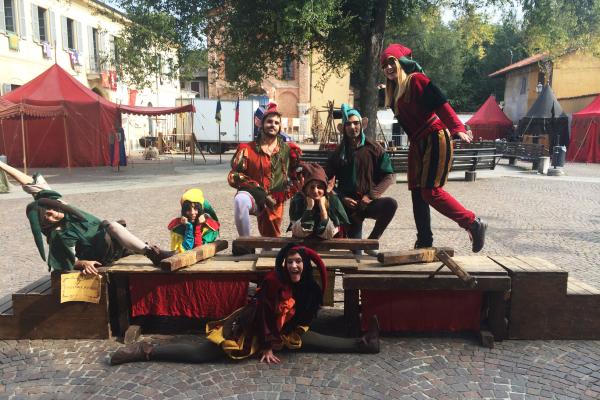 Ludos medioevali - La tagliola